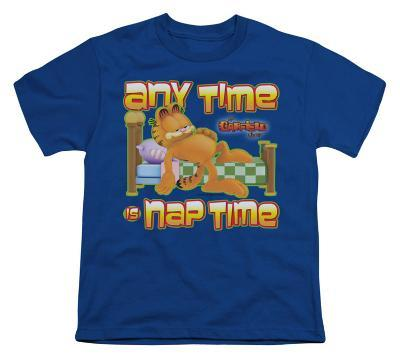 Youth: Garfield - Nap Time
