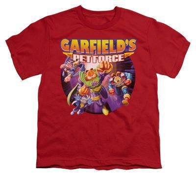 Youth: Garfield - Pet Force Four