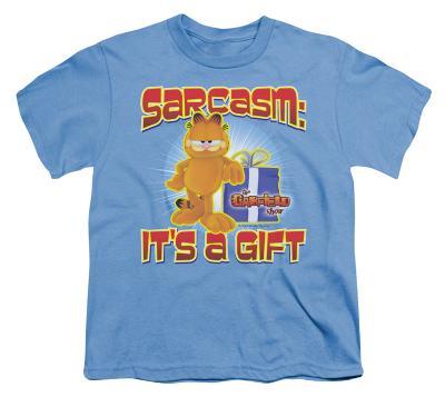 Youth: Garfield - Sarcasm