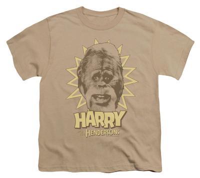 Youth: Harry & The Hendersons - Harry Head