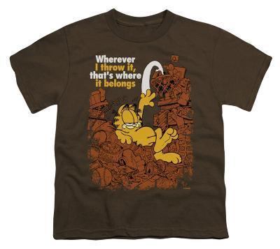 Youth: Garfield - Where It Belongs