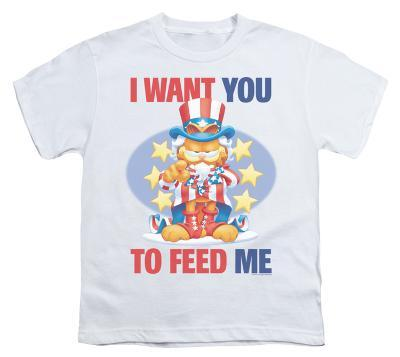 Youth: Garfield - I Want You