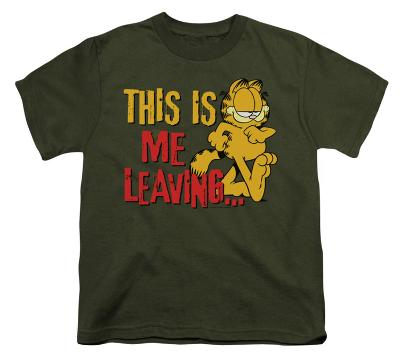 Youth: Garfield - Leaving