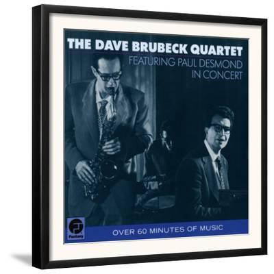 Dave Brubeck Quartet - Featuring Paul Desmond in Concert