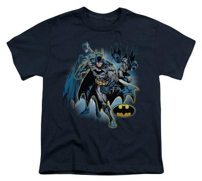 Youth: Justice League America - Batman Collage