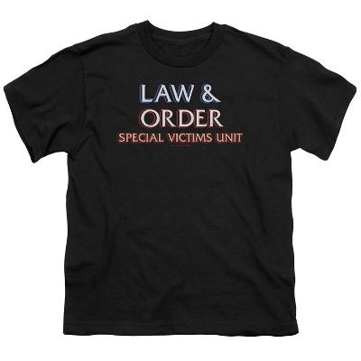 Youth: Law & Order SVU - Logo