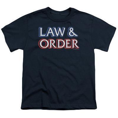 Youth: Law&Order - Logo