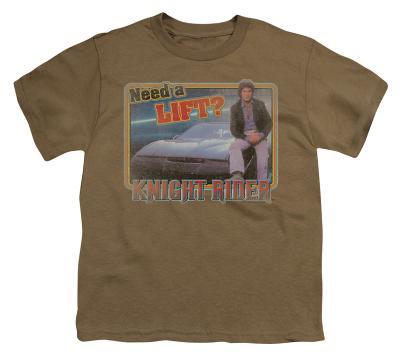 Youth: Knight Rider - Lift