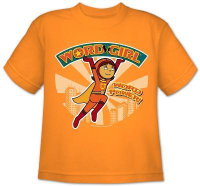 Youth: Word Girl - Logo Lifting