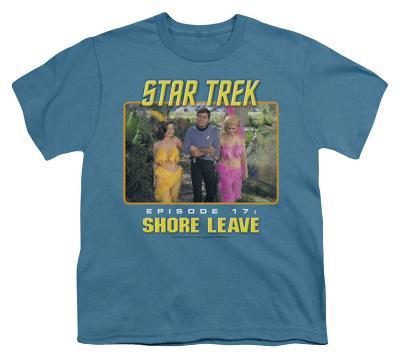 Youth: Star Trek Original - Shore Leave