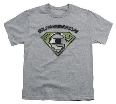 Youth: Superman - Soccer Shield