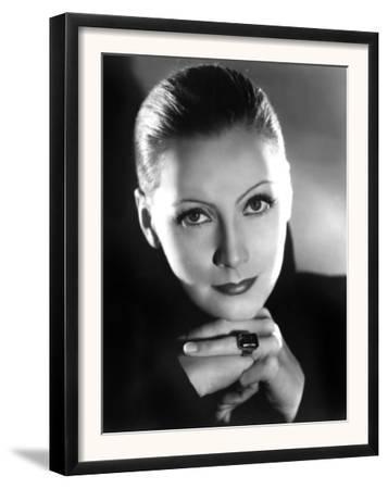 Portrait of Mata Hari, Greta Garbo, 1931