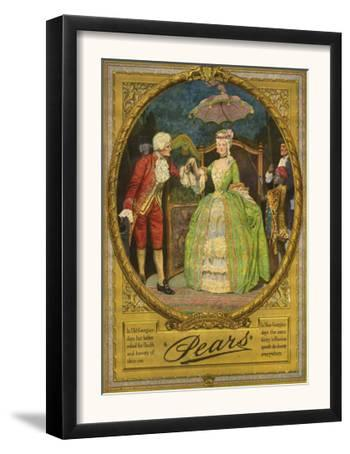 Pears, Magazine Advertisement, UK, 1910