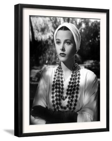 Lady of the Tropics, Hedy Lamarr, 1939