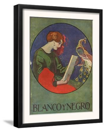 Blanco y Negro, Magazine Cover, Spain, 1025