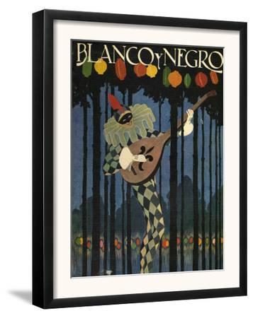 Blanco y Negro, Magazine Cover, Spain