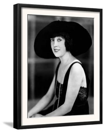 Mabel Normand, 1921