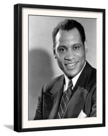 Paul Robeson, c.1930s