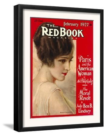 Redbook, February 1927