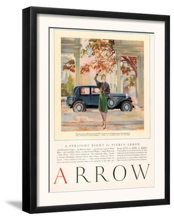 Arrow, Magazine Advertisement, USA, 1929