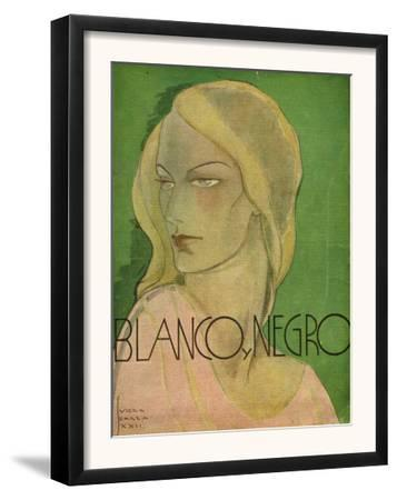 Blanco y Negro, Magazine Cover, Spain, 1932