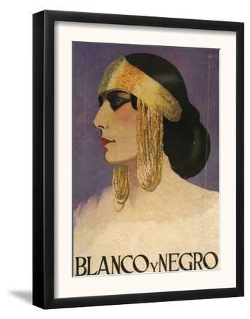 Blanco y Negro, Magazine Cover, Spain, 1929
