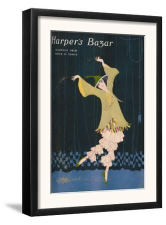 Harper's Bazaar, March 1916