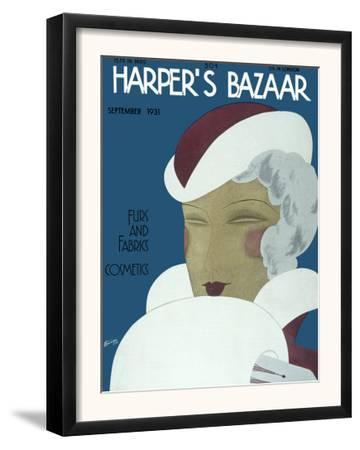 Harper's Bazaar, September 1931