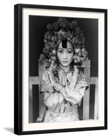 Anna May Wong, 1905-1961, Chinese-American Actress Who Persevered Against Discrimination, 1937
