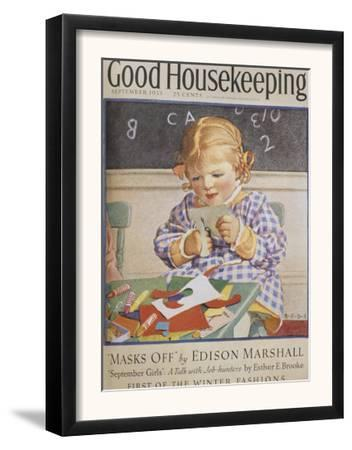 Good Housekeeping, September, 1933