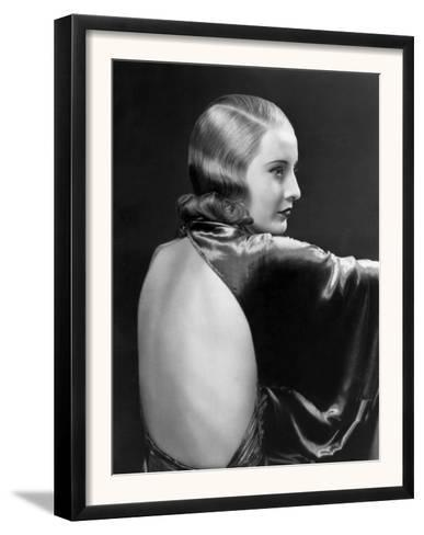 Baby face Barbara Stanwyck  vintage movie poster print