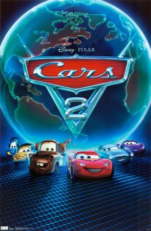 Cars - 2 (One Sheet)