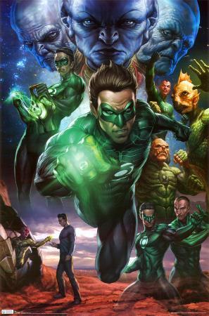 Green Lantern - Corp