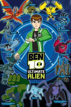 Ben 10 Ultimate Alien (Aliens)