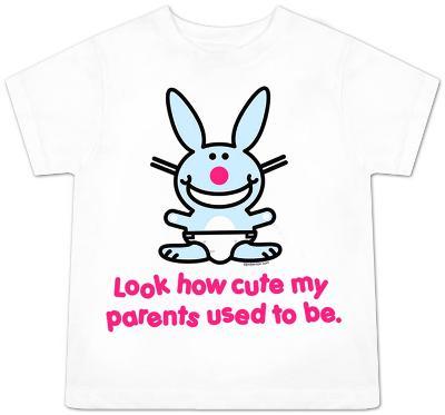 Toddler: Happy Bunny - Look How Cute
