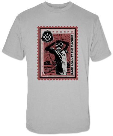 Rage Against the Machine - Postage Stamp