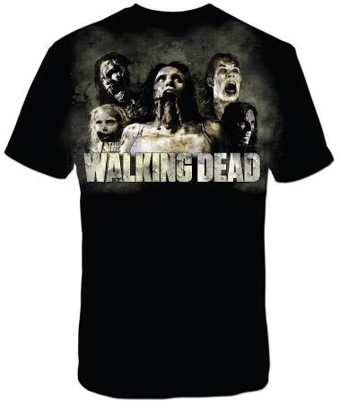 The Walking Dead - Zombies Cracked