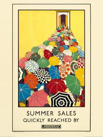 Summer Sales Quickly Reached