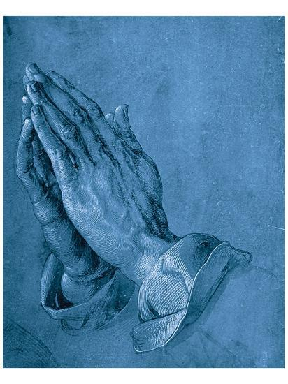 4d7e2b526455 Praying Hands Premium Giclee Print by Albrecht Dürer at AllPosters.com