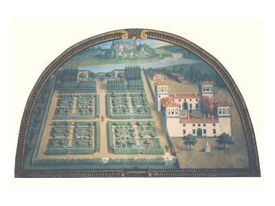 Villa dell'Ambrogiana