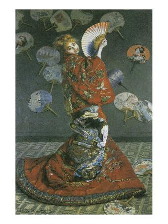 The Japanese Woman