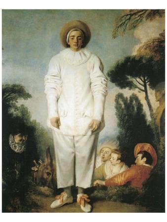 Pierrot, Gilles
