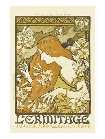 L'Ermitage, Illustrated Magazine