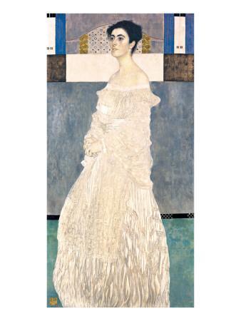 Portrait of Margarethe Stonborough-Wittgenstein