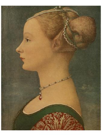 Portrait of Ignota, c.1433-1489