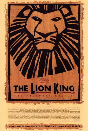 The Lion King (Broadway)