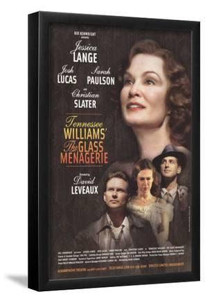 The Glass Menagerie - Broadway Poster