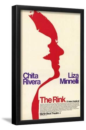 Rink, The - Broadway Poster , 1984