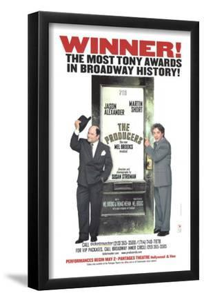 The Producers - Broadway Poster