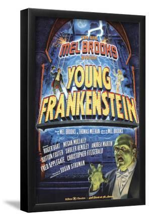 Young Frankenstein - Broadway Poster